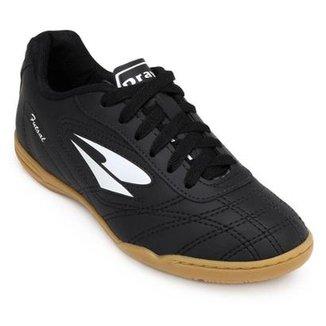 097f702d5f7dc Chuteira Futsal Dray Indoor Preta - Masculina - 34