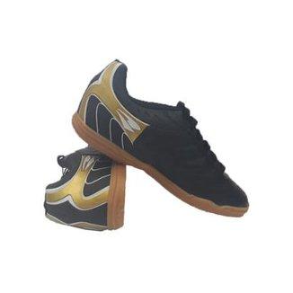 75761e6a20080 Compre Chuteira Futsal em Couro Legitimo Online   Netshoes