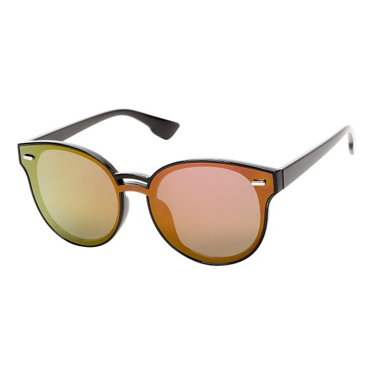 600f8f330eee2 Óculos de Sol King One Redondo TG570 Feminino - Compre Agora