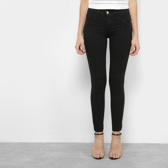 7ba1f959e Calça Jeans Skinny Chocomenta Clássica Cintura Média Feminina | Netshoes