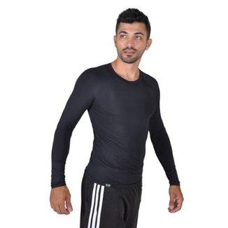 Camiseta Less Now Fator Proteção Solar 50 Uva Uvb Masculina 29e0e1bc105