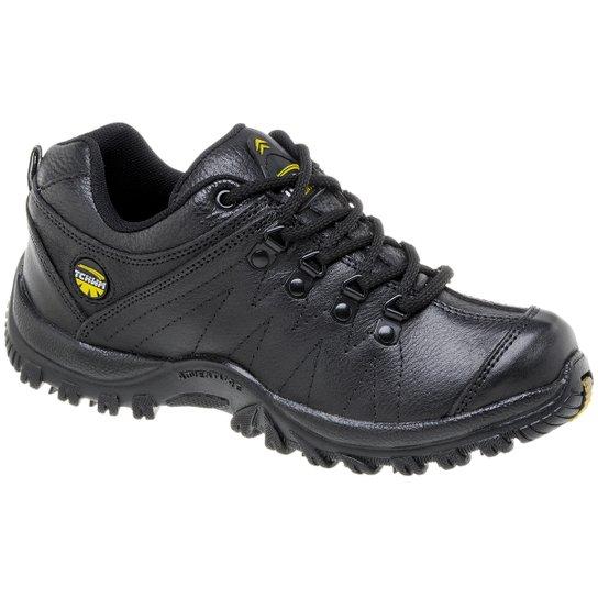 Coturno Tchwm Shoes Adventure em Couro - Preto - Compre Agora   Netshoes 7ffe0d13b6