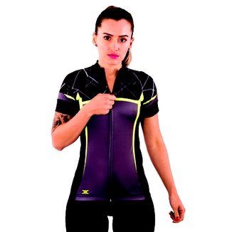 7578c9f1eb Camisa DX3 XPOWER Feminina Ciclismo 81009
