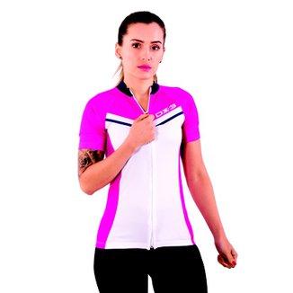 Camisa DX3 CYCLE Feminina Ciclismo 81008 4c92c60ee1a4b
