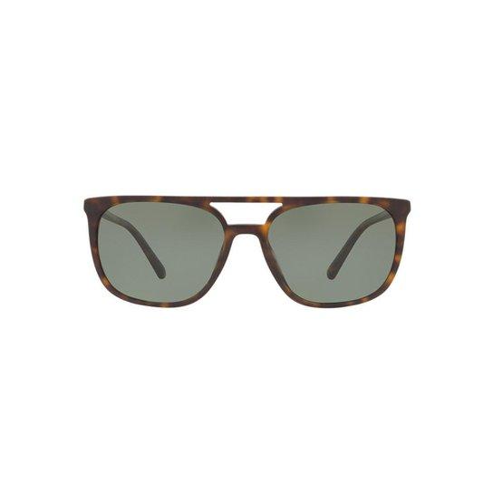856df7649 Óculos de Sol Burberry Masculino - Preto | Netshoes