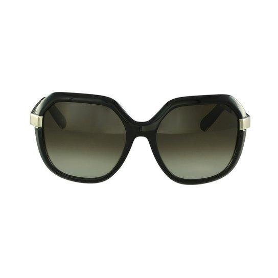 5fa8e3bc7a2e6 Óculos de Sol Chloé Casual Preto - Compre Agora   Netshoes