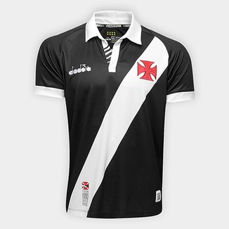 1d18bd003b79 Camisa Vasco I 19/20 s/nº Torcedor Diadora Masculina