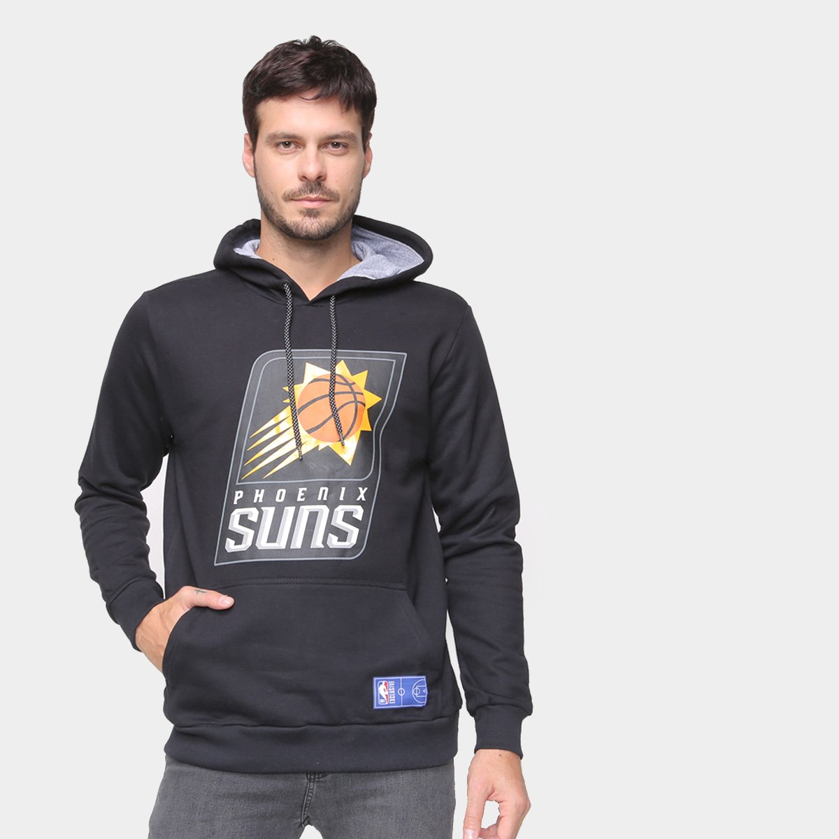 Moletom Phoenix Suns NBA Shield Masculino