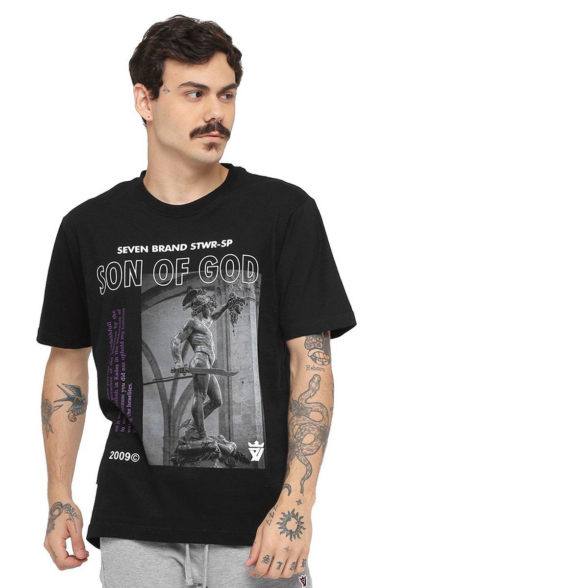 Camiseta Seven Brand Son Of God