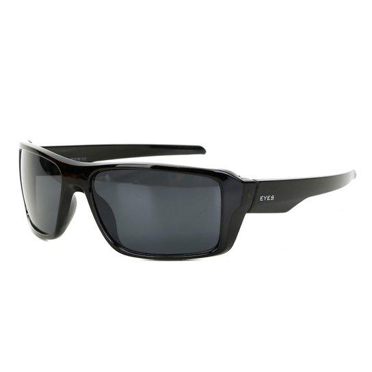 16605b8abc76a Óculos de Sol Eyes 2525 Masculino - Preto - Compre Agora