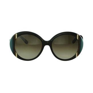 504952cee25a8 Óculos de Sol Salvatore Ferragamo Casual Preto