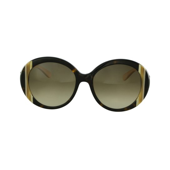 6392c9428dd28 Óculos de Sol Salvatore Ferragamo Fashion Preto - Compre Agora ...