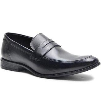 e052a94cb Sapato Social Lsb Shoes Confort Espumado Masculino
