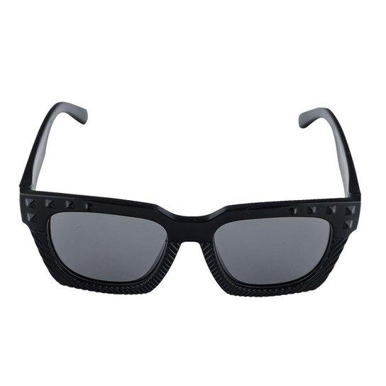 3fbe724be Óculos de Sol Khatto Infantil Funny - Preto   Netshoes