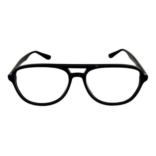 Armação Óculos de Grau Khatto Professor Masculino - Compre Agora ... 222d3f3720