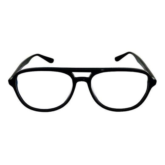 a17db67e2 Armação Óculos de Grau Khatto Professor Masculino - Compre Agora ...