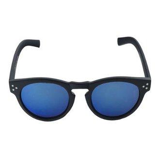 Óculos de Sol Khatto Round Young 980ea489b9