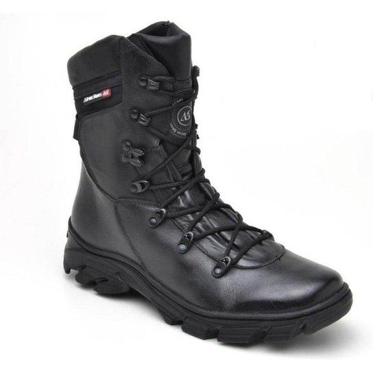 9320be663 Bota Atron Shoes Militar Tática - Preto | Netshoes