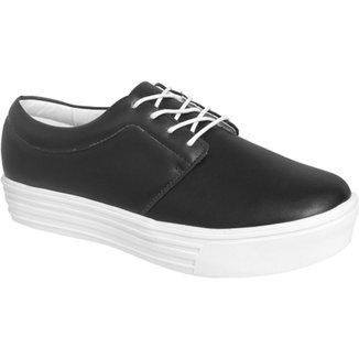0c8e9fc2bef Tênis Shoes Caixa Alta Couro 100% Impermeável
