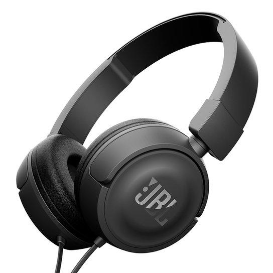 f2d9c9cf40c Headphone JBL T450 Black - Compre Agora