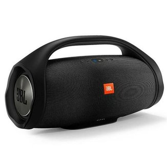 e74a5b08ed5 Caixa de Som Portatil JBL Boombox Bluetooth Preto