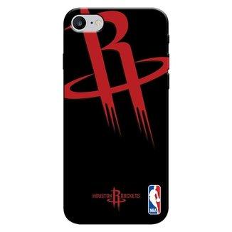 3cadc7622 Capinha para Celular NBA - Apple iPhone 7 - Houston Rockets - D11
