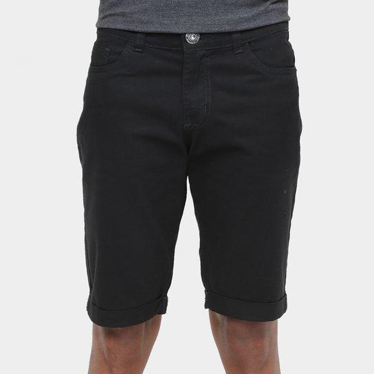336732a0e Bermuda Sarja Preston Reta Color Masculina - Compre Agora   Netshoes