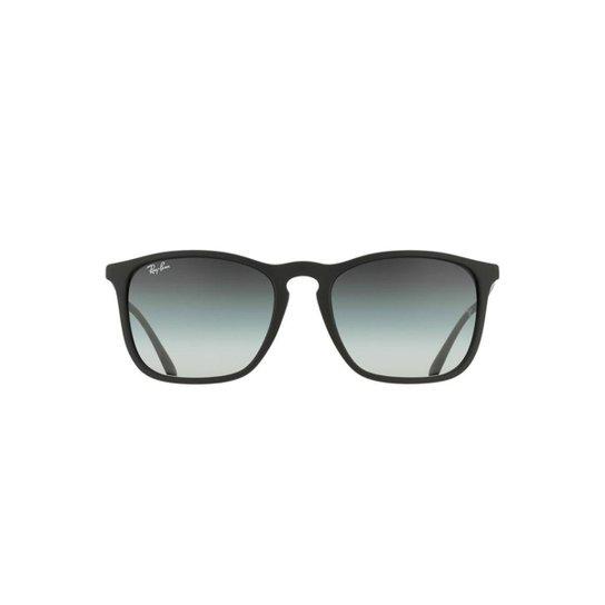 8be9f42c80f88 Óculos de Sol Ray Ban Chris - Preto - Compre Agora