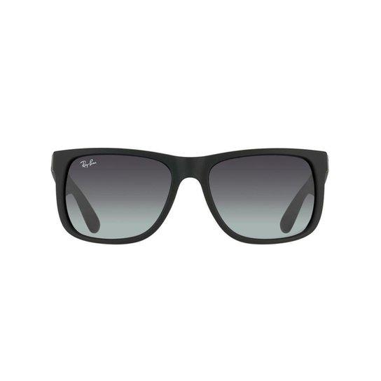 0b05db27b73f2 Óculos de Sol Ray Ban Justin - Preto - Compre Agora   Netshoes