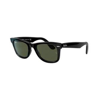 79903092c Óculos de Sol Ray-Ban RB2140 Original Wayfarer Clássico