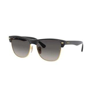 63efd9fbd Óculos de Sol Ray-Ban RB4175 Clubmaster Oversized