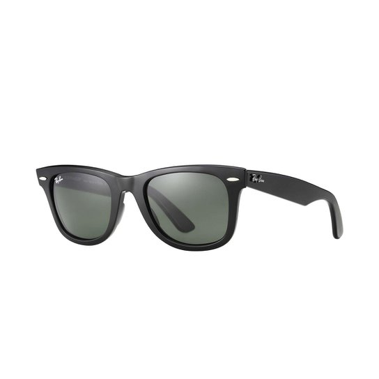 20ea54c2a500d Óculos de Sol Ray-Ban Original Wayfarer Clássico - Preto - Compre ...