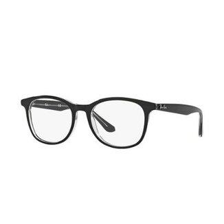 46ad38fe41da9 Armação de Óculos Ray-Ban RB5356
