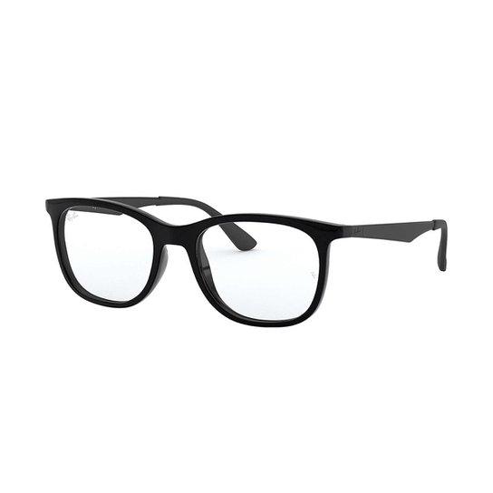 7115db70f Armação de Óculos Ray-Ban RB7078 Masculina - Preto | Netshoes