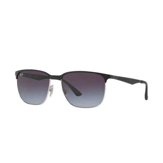 4825826c4 Óculos de Sol Ray-Ban RB3569 Masculino - Preto | Netshoes