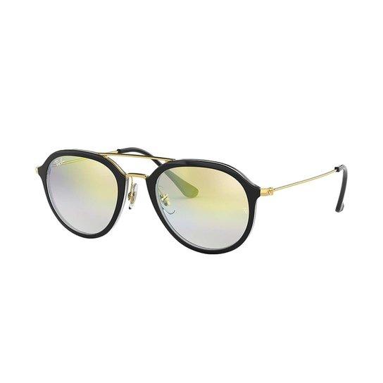 08ac687c0e508 Óculos de Sol Ray-Ban RB4253 Feminino - Preto - Compre Agora   Netshoes