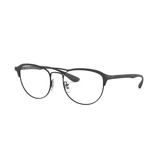 Óculos de Grau Ray-Ban RB3596V Masculino - Preto - Compre Agora ... 00a56416c7