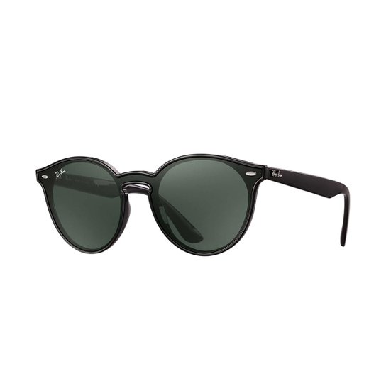 931a3f909 Óculos de Sol Ray-Ban Round Double RB4380N Feminino - Preto | Netshoes
