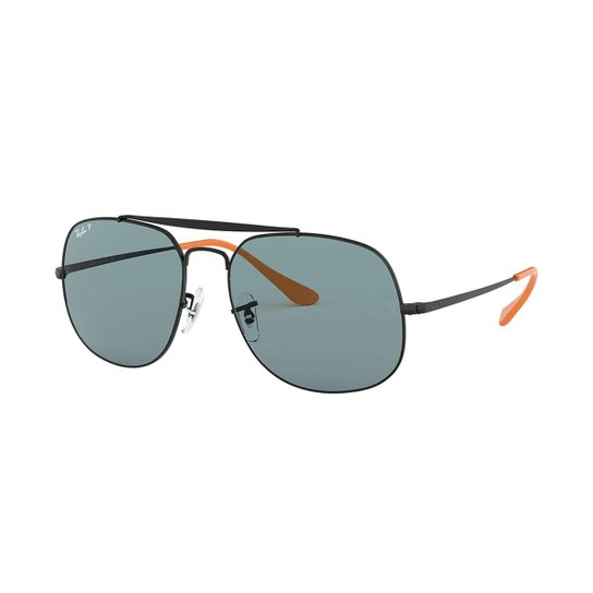 Óculos de Sol Ray-Ban RB3561 Masculino - Preto - Compre Agora   Netshoes 233d20a368