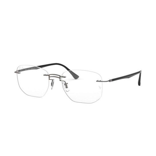 be7ef1994 Óculos de Grau Ray-Ban RB8757 Masculino - Preto | Netshoes