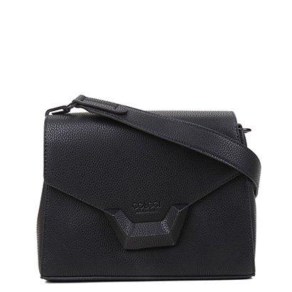 Bolsa Colcci Mini Bag Tampa Metal Feminina