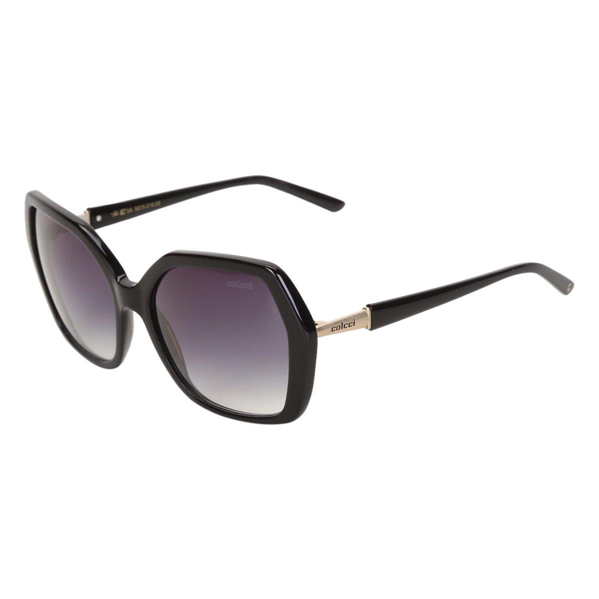 Óculos de Sol Colcci Geométrico 501521033 Feminino