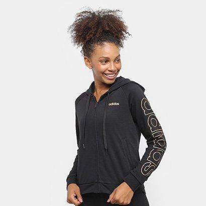 Jaqueta Adidas Essentials Feminina