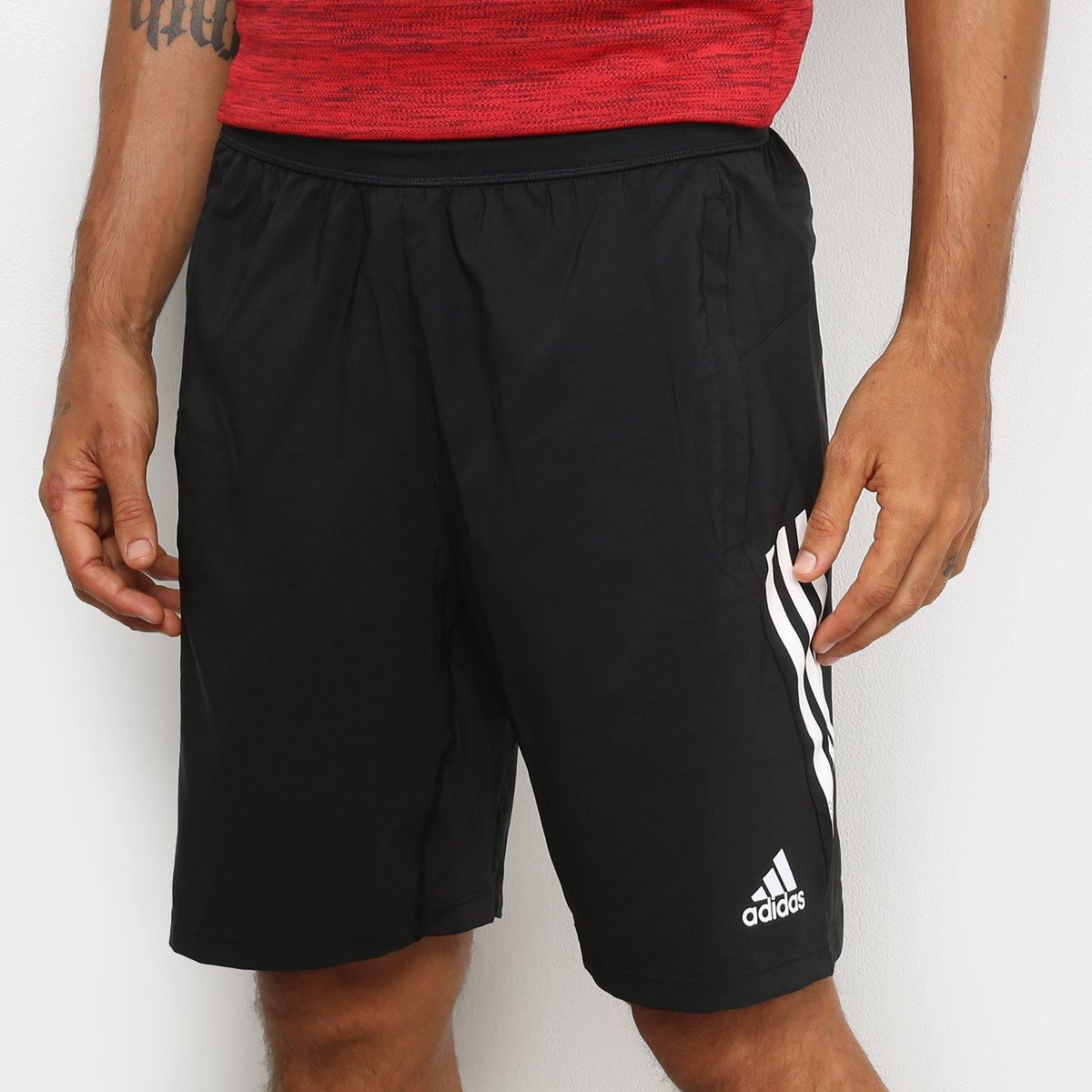 Shorts Adidas True 3S Wv Sho Masculino
