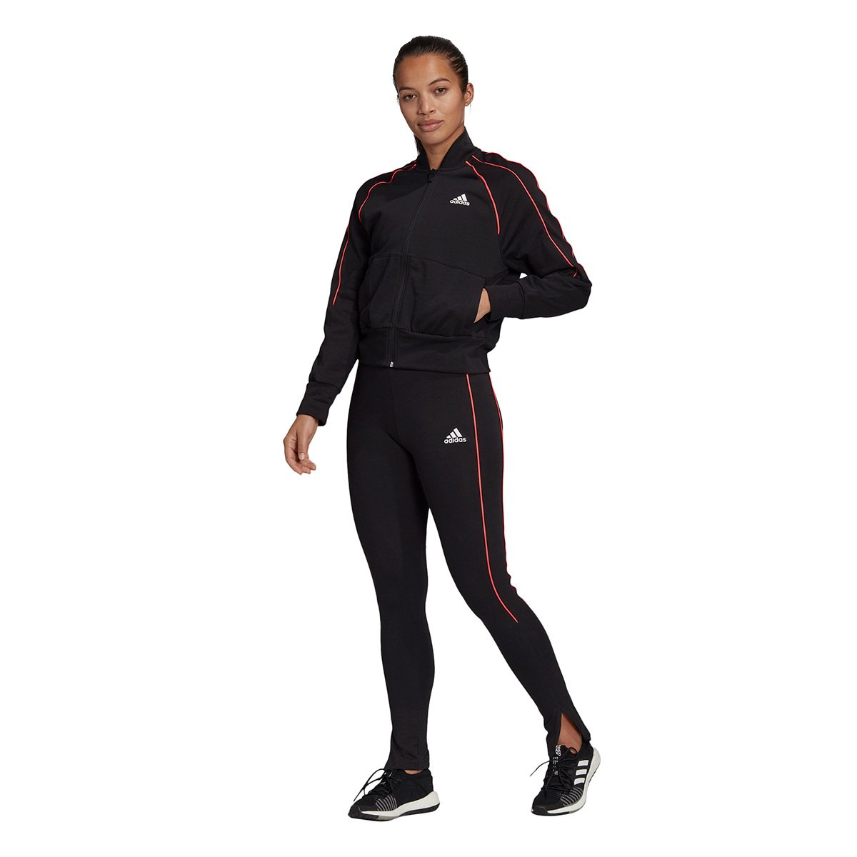 Agasalho Adidas Bomber Legging Feminino