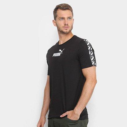 Camiseta Puma Amplified Masculina