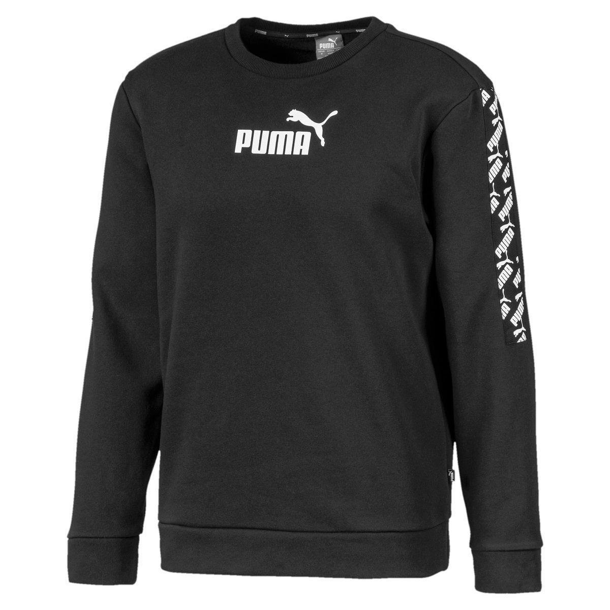 Blusa Puma Amplified Crew Fl Masculina