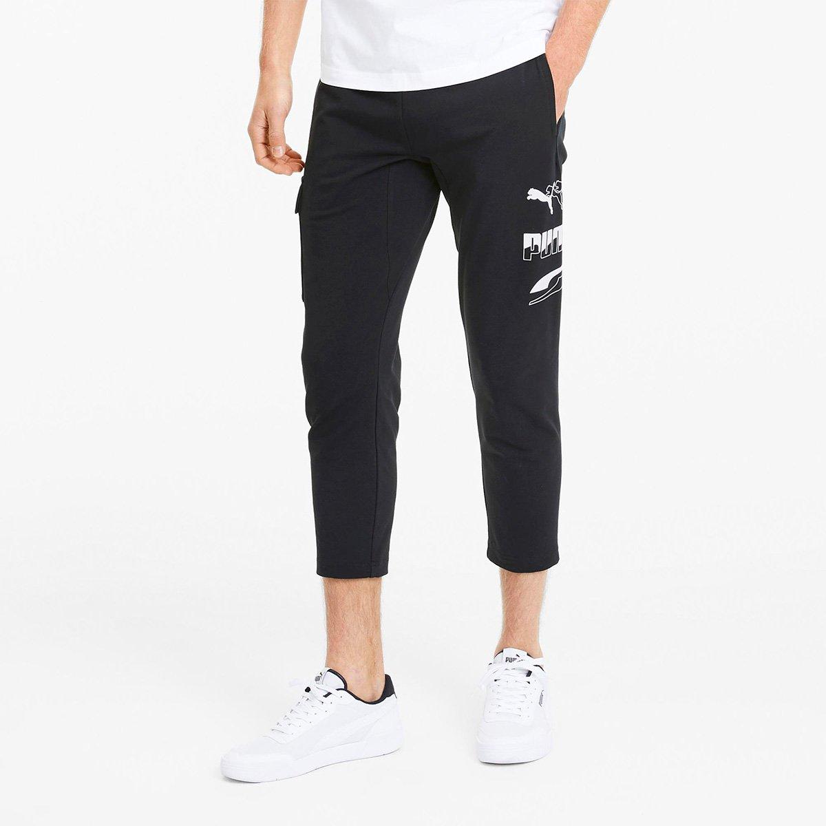 Calça Puma Rebel Pants Masculina