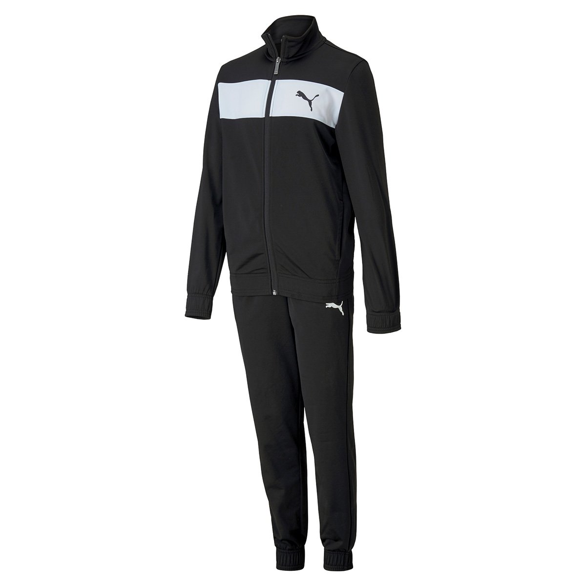 Agasalho Infantil Puma Poly Suit CL B Masculino