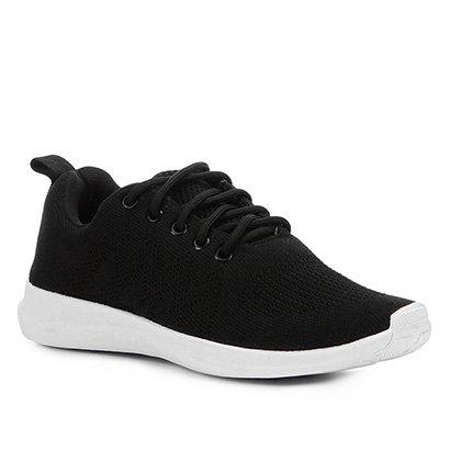 Tênis Shoestock Tricô Feminino